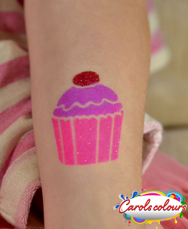 Kids glitter tattoo pictures to pin on pinterest tattooskid for Kids with real tattoos